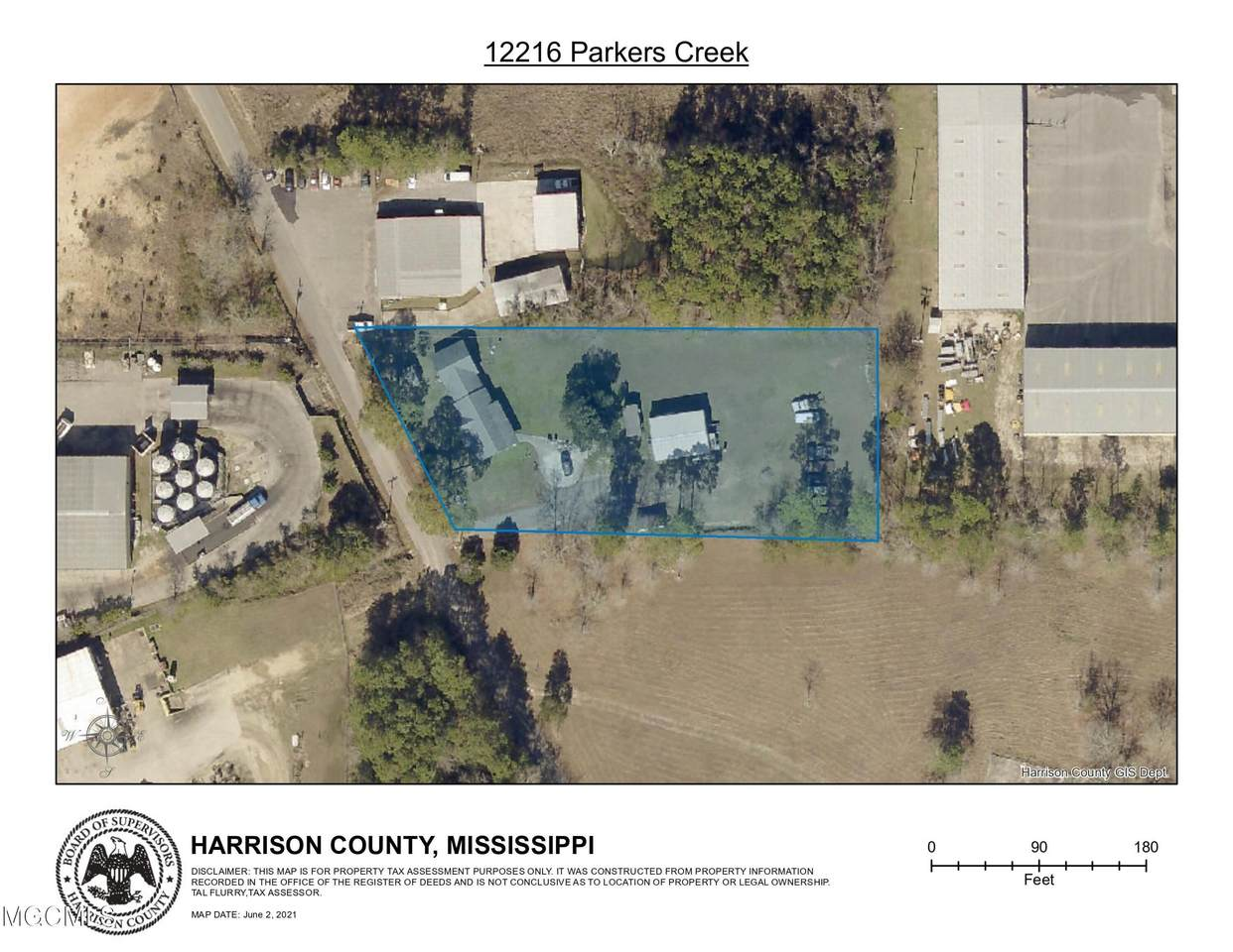 12216 Parkers Creek Rd - Photo 1