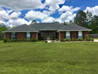 10339 Lake Forest Dr, Vancleave, MS 39565 (MLS #320150) :: Amanda & Associates at Coastal Realty Group
