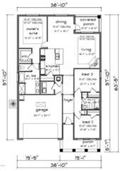 15565 Ollie Ln, D'iberville, MS 39540 (MLS #320524) :: Amanda & Associates at Coastal Realty Group