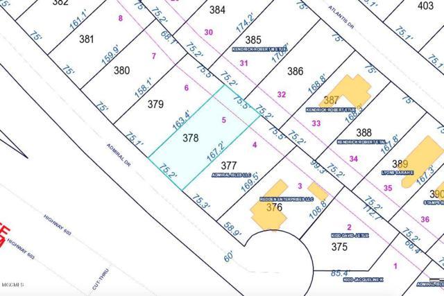 O Admiral Dr #19, Bay St. Louis, MS 39520 (MLS #317777) :: Amanda & Associates at Coastal Realty Group