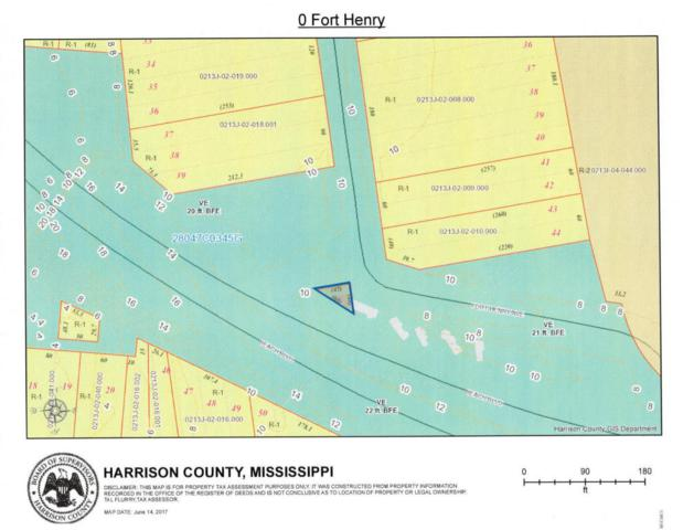 0 Highway 90/Fort Henry Ave, Pass Christian, MS 39571 (MLS #319036) :: The Sherman Group