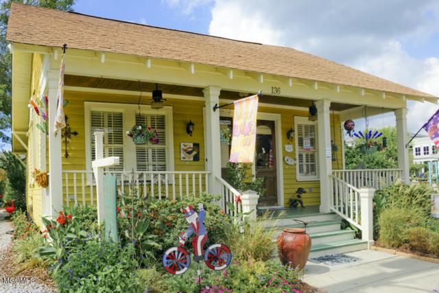 136 Main St, Bay St. Louis, MS 39520 (MLS #319546) :: Amanda & Associates at Coastal Realty Group