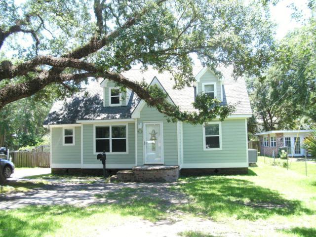 910 Washington Ave, Pascagoula, MS 39567 (MLS #322149) :: Ashley Endris, Rockin the MS Gulf Coast