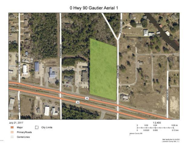 0 Hwy 90 - Gautier, Gautier, MS 39553 (MLS #322852) :: Amanda & Associates at Coastal Realty Group