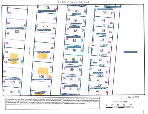 9109 Crane St, Bay St. Louis, MS 39520 (MLS #322878) :: Amanda & Associates at Coastal Realty Group