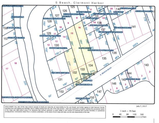 6122 S Beach Blvd, Bay St. Louis, MS 39520 (MLS #322882) :: Amanda & Associates at Coastal Realty Group