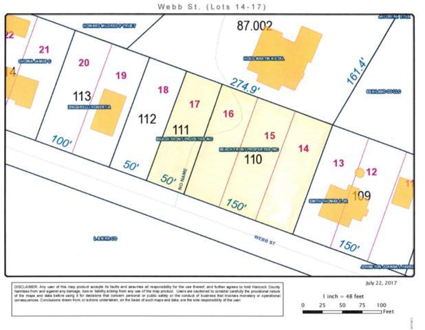0 Webb St, Bay St. Louis, MS 39520 (MLS #322907) :: Amanda & Associates at Coastal Realty Group