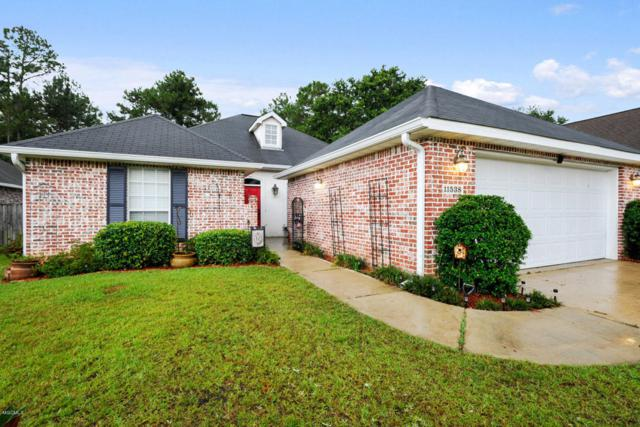 11538 Azalea Trce, Gulfport, MS 39503 (MLS #323014) :: Amanda & Associates at Coastal Realty Group