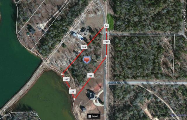 21 Acres Blue Spring Rd, Lucedale, MS 39452 (MLS #323019) :: Amanda & Associates at Coastal Realty Group