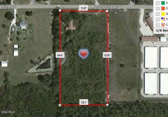 16252 Landon Rd, Gulfport, MS 39503 (MLS #324240) :: The Sherman Group