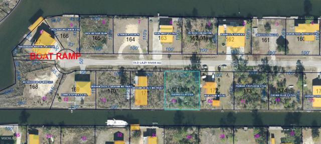 0 Old Lazy River Rd, Bay St. Louis, MS 39520 (MLS #324436) :: Amanda & Associates at Coastal Realty Group