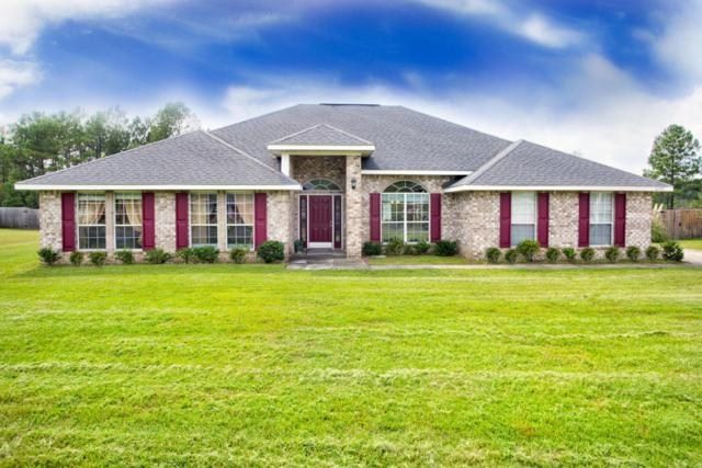 10338 Lake Forest Dr, Vancleave, MS 39565 (MLS #324928) :: Amanda & Associates at Coastal Realty Group