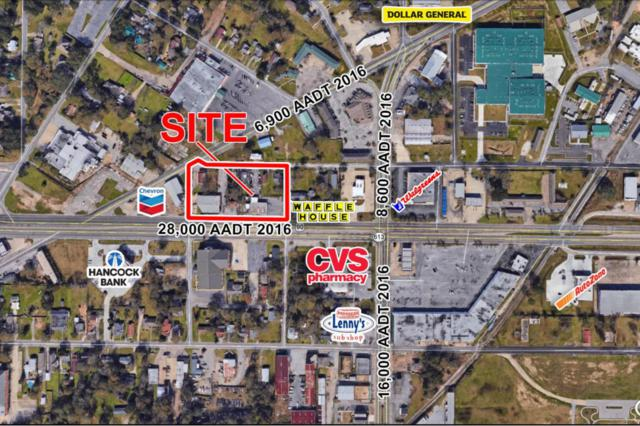 1340 Denny Ave, Pascagoula, MS 39567 (MLS #325190) :: Amanda & Associates at Coastal Realty Group