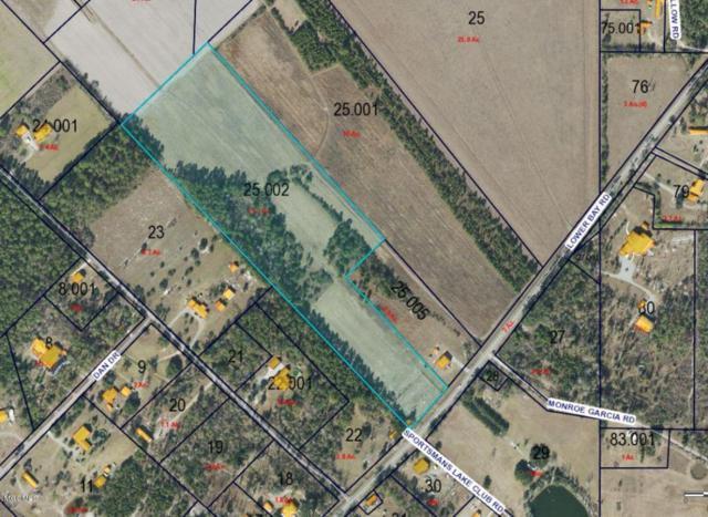 0 Lower Bay Rd, Bay St. Louis, MS 39520 (MLS #325203) :: Amanda & Associates at Coastal Realty Group