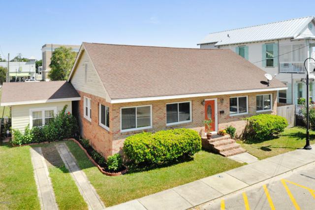 109 Court St, Bay St. Louis, MS 39520 (MLS #325265) :: Amanda & Associates at Coastal Realty Group
