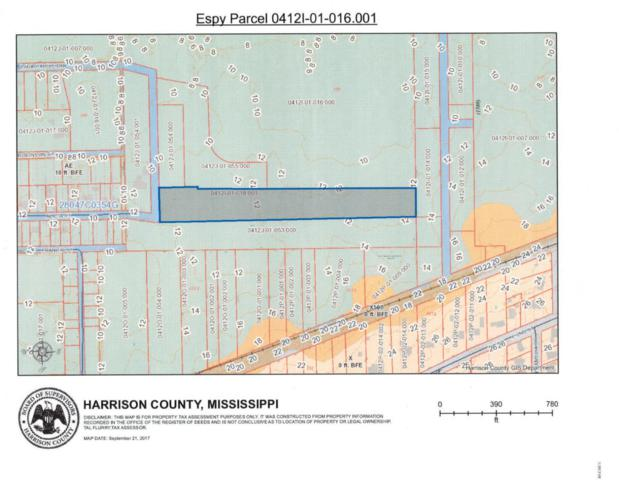 0 Espy Rd, Pass Christian, MS 39571 (MLS #325277) :: Amanda & Associates at Coastal Realty Group