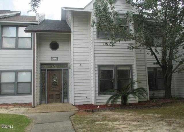 8115 Fairway Villa Dr #15, Gautier, MS 39553 (MLS #325324) :: Amanda & Associates at Coastal Realty Group