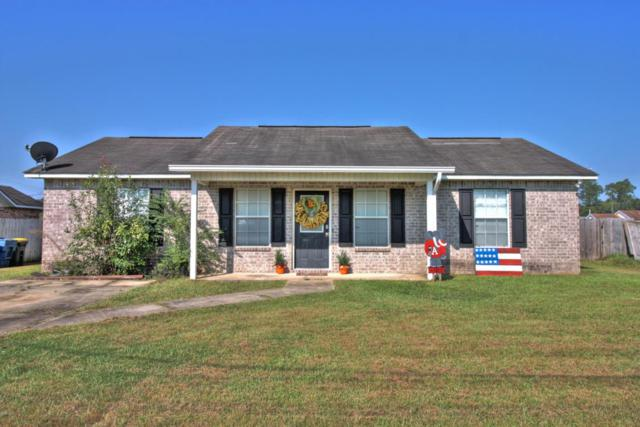 10505 Dogwood Dr, Vancleave, MS 39565 (MLS #325326) :: Amanda & Associates at Coastal Realty Group