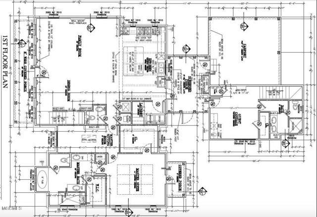 1963 Fearn Ct, Biloxi, MS 39532 (MLS #325347) :: Amanda & Associates at Coastal Realty Group