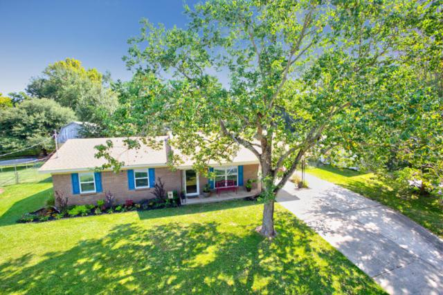 441 Whispering Pine Dr, Ocean Springs, MS 39564 (MLS #325349) :: Amanda & Associates at Coastal Realty Group