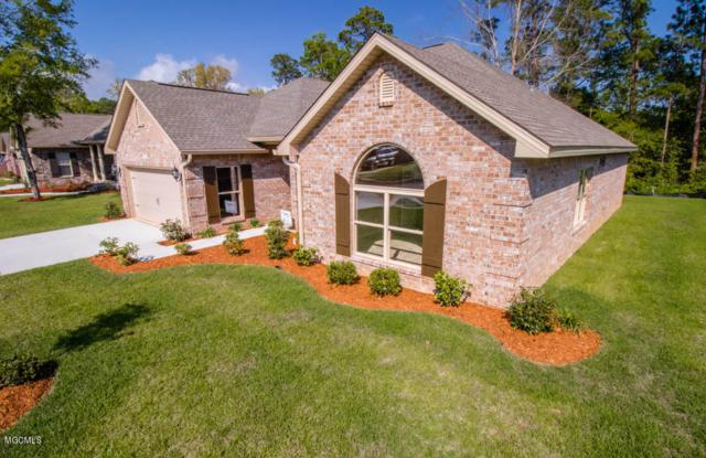 17143 Palm Ridge Dr, D'iberville, MS 39540 (MLS #326273) :: Amanda & Associates at Coastal Realty Group