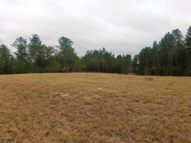 Lot 33 Burnt Pine, Leakesville, MS 39451 (MLS #326299) :: Amanda & Associates at Coastal Realty Group