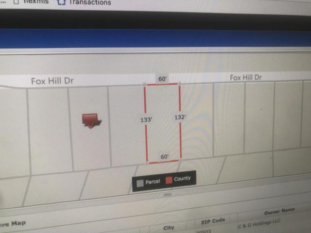 Lot 44 Fox Hill Dr, Gulfport, MS 39503 (MLS #326660) :: Amanda & Associates at Coastal Realty Group
