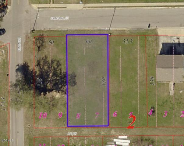 4115 Central St, Gulfport, MS 39501 (MLS #327043) :: Amanda & Associates at Coastal Realty Group