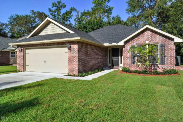 11624 Creekside Cv, Gulfport, MS 39503 (MLS #327099) :: Amanda & Associates at Coastal Realty Group