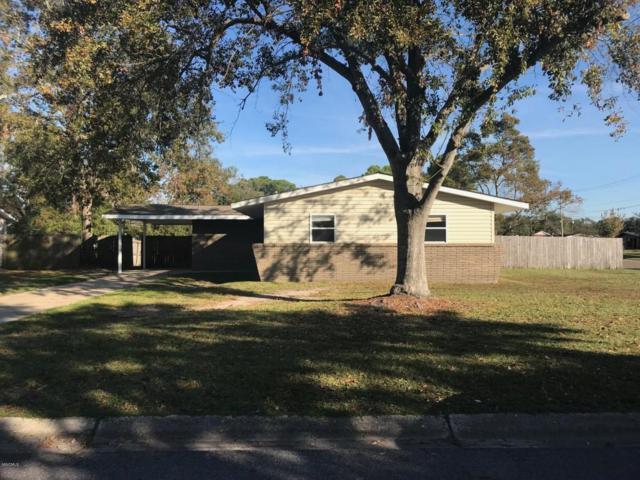 2529 Pinewood Ave, Pascagoula, MS 39567 (MLS #327165) :: Amanda & Associates at Coastal Realty Group