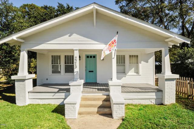 2213 Kelly Ave, Gulfport, MS 39501 (MLS #327193) :: Amanda & Associates at Coastal Realty Group