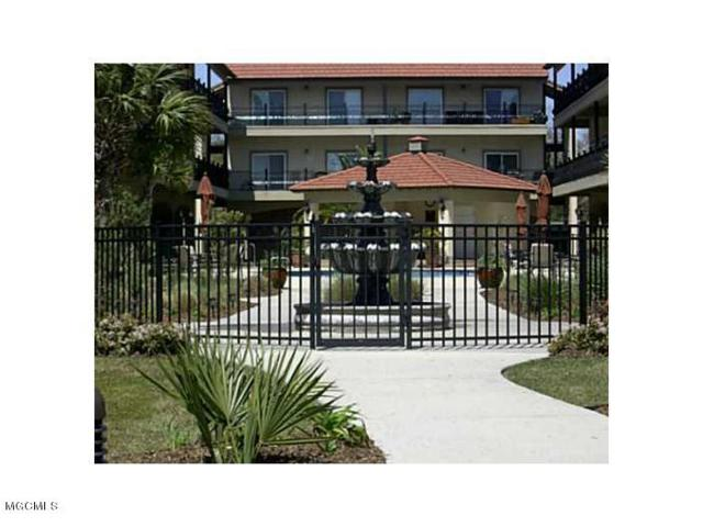 1453 E Beach Blvd #305, Pass Christian, MS 39571 (MLS #327195) :: Amanda & Associates at Coastal Realty Group