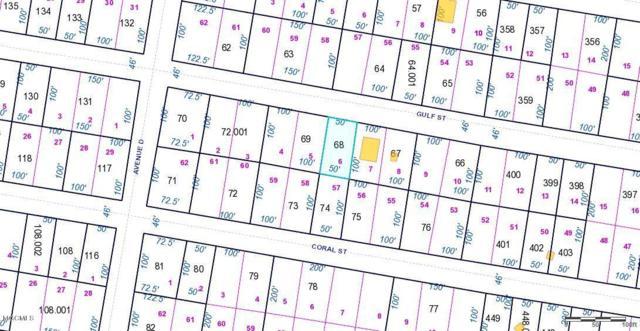 Lot 6 Gulf St, Bay St. Louis, MS 39520 (MLS #327197) :: Amanda & Associates at Coastal Realty Group