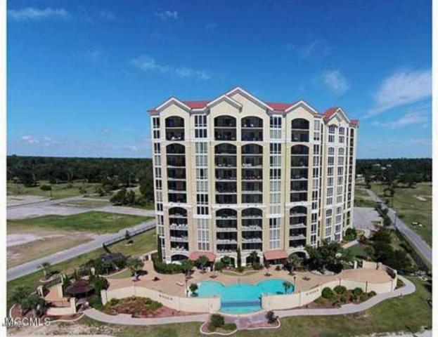 1200 Beach Dr #901, Gulfport, MS 39507 (MLS #327478) :: Amanda & Associates at Coastal Realty Group