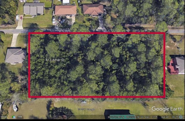 1 Acre Amar St, Waveland, MS 39576 (MLS #327796) :: Ashley Endris, Rockin the MS Gulf Coast