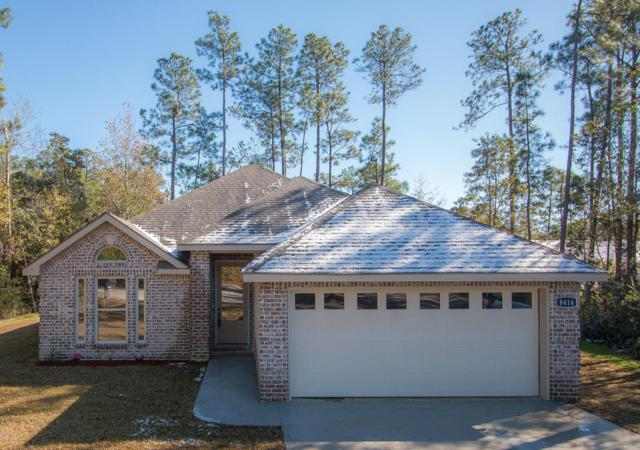 8416 Amoka Pl, Diamondhead, MS 39525 (MLS #327913) :: Amanda & Associates at Coastal Realty Group