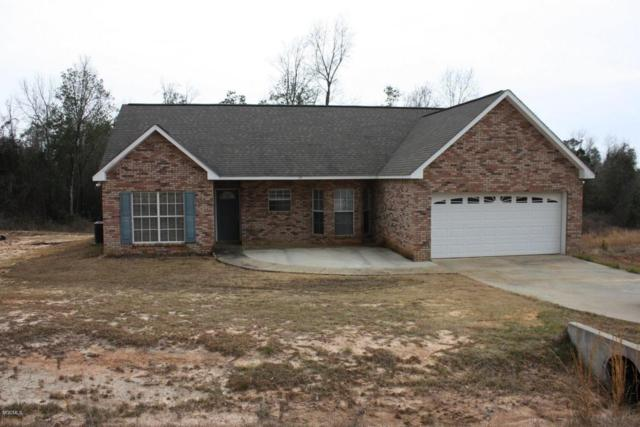 19 Summit View Dr, Perkinston, MS 39573 (MLS #327989) :: Amanda & Associates at Coastal Realty Group