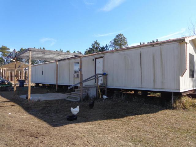 10205 Blue Ridge Dr, Vancleave, MS 39565 (MLS #328563) :: Amanda & Associates at Coastal Realty Group