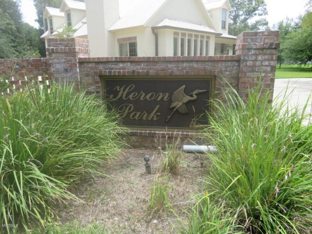 0 Heron Park Pl Lot B8, Ocean Springs, MS 39564 (MLS #328652) :: Amanda & Associates at Coastal Realty Group