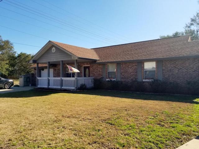4814 Newman Ave, Pascagoula, MS 39581 (MLS #328903) :: Amanda & Associates at Coastal Realty Group