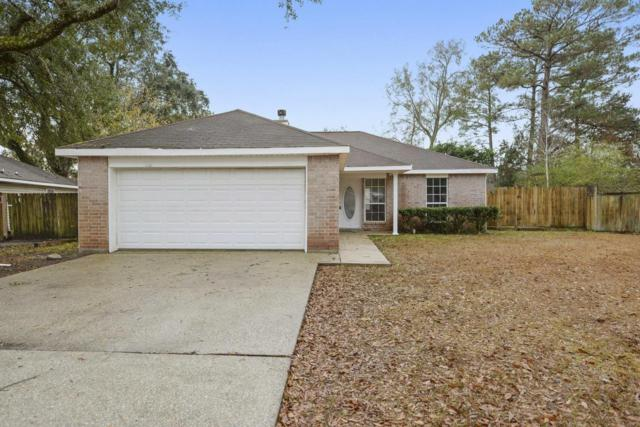 11709 Quail Creek Dr, Ocean Springs, MS 39564 (MLS #329009) :: Amanda & Associates at Coastal Realty Group