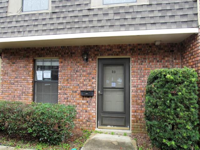 413 Kahler St #30, Gulfport, MS 39507 (MLS #329035) :: Amanda & Associates at Coastal Realty Group