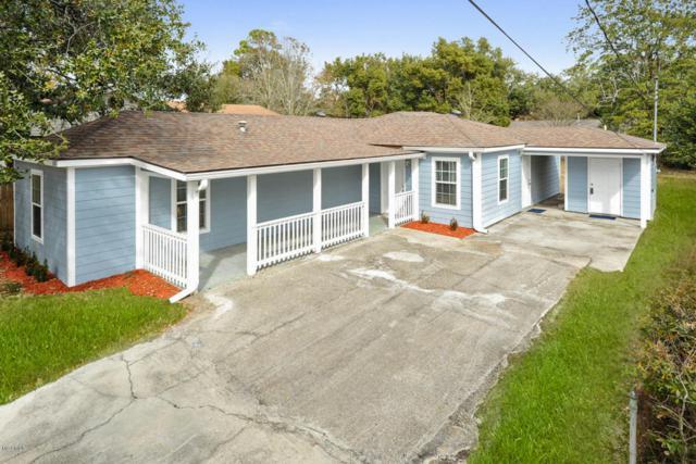810 Hardy Ave, Gulfport, MS 39501 (MLS #329801) :: Amanda & Associates at Coastal Realty Group