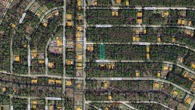 Lot 32 W. Pike St, Bay St. Louis, MS 39520 (MLS #330141) :: Amanda & Associates at Coastal Realty Group