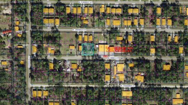 Lot 40 W. Hinds St, Bay St. Louis, MS 39520 (MLS #330147) :: Amanda & Associates at Coastal Realty Group