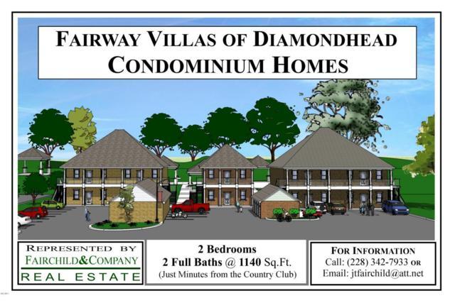 250 Fairway Villas Cir H2, Diamondhead, MS 39525 (MLS #330837) :: Amanda & Associates at Coastal Realty Group