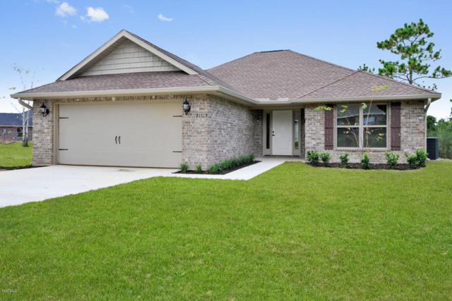 49 Summit View Dr, Mchenry, MS 39561 (MLS #331042) :: Amanda & Associates at Coastal Realty Group