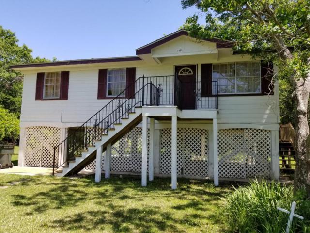 3908 Pine Street St, Pascagoula, MS 39581 (MLS #332264) :: Ashley Endris, Rockin the MS Gulf Coast