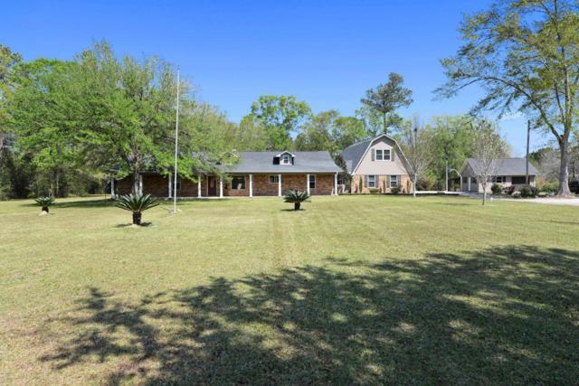 6606 Wooded Acres Rd, Vancleave, MS 39565 (MLS #332283) :: Amanda & Associates at Coastal Realty Group