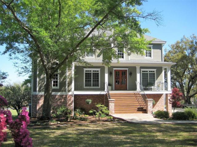 813 Powells Point Dr, Gautier, MS 39553 (MLS #332398) :: Amanda & Associates at Coastal Realty Group